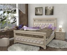 Купить двуспальную кровать  Виттория