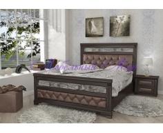 Кровать из массива дерева Виттория