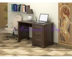 Письменный стол для дома Фараон 3 ящика