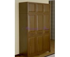 Купить распашной шкаф 3 створчатый Муза