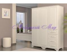 Купить распашной шкаф 3 створчатый Витязь 108