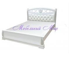Кровать из массива дерева Сиена тахта