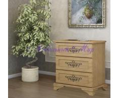 Белорусская мебель тумба Муза 3 ящика